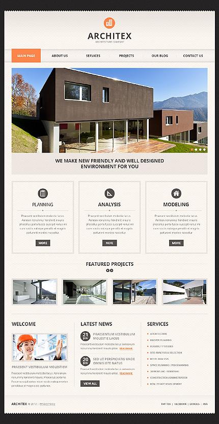 Заказ сайта по типу заказать корпоративный сайт на темы архитектура, самые популярные по шаблону 58782